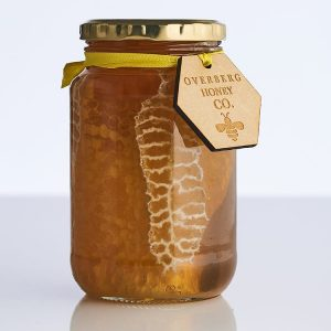 Bluegum Comb Honey available online from Honeysuckle