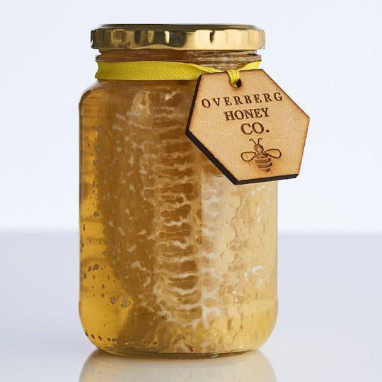 Citrus Comb Honey available online from Honeysuckle