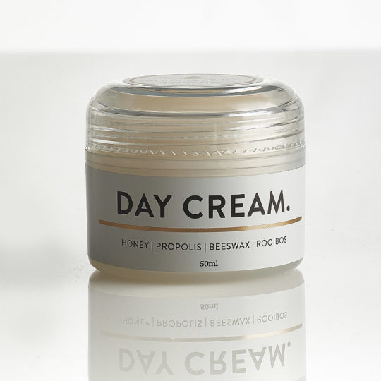 Honeysuckle natural cosmetics day cream available online