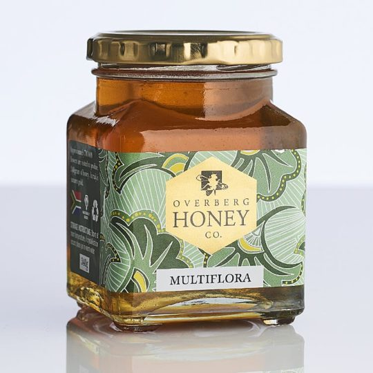 Multiflora raw honey available online