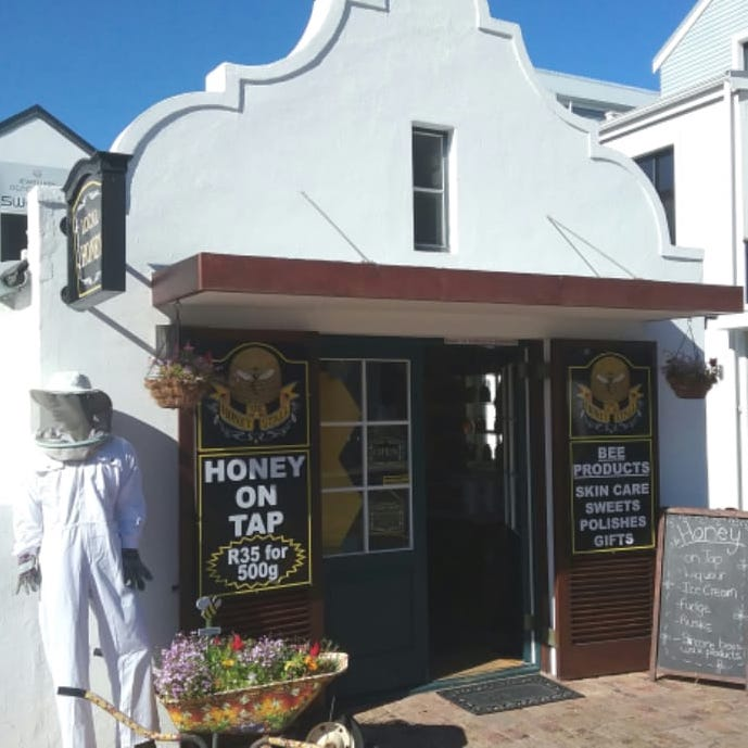 Overberg Honey Shop Hermanus