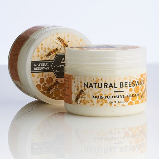 Honeysuckle natural cosmetics Natural Beeswax Moisturising Cream