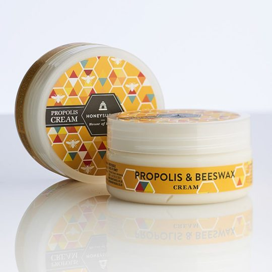 Honeysuckle Propolis & Beeswax Cream