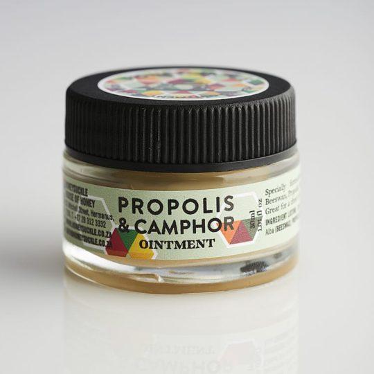 Honeysuckle Propolis & Camphor Ointment